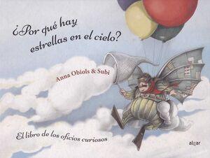 POR QUE HAY ESTRELLAS EN EL CIELO? LIBRO DE LOS OF