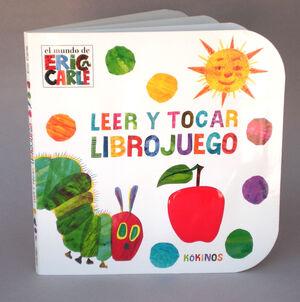 LEER Y TOCAR LIBRO JUEGO