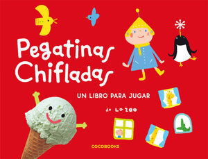 PEGATINAS CHIFLADAS