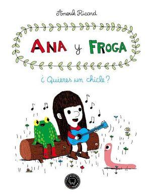 ANA Y FROGA Nº 1.
