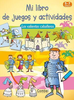 MI LIBRO JUEGOS-ACTIVIDADES CABALLEROS