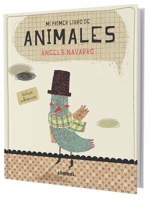 MI PRIMER LIBRO DE ANIMALES.