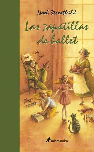 LAS ZAPATILLAS DE BALLET