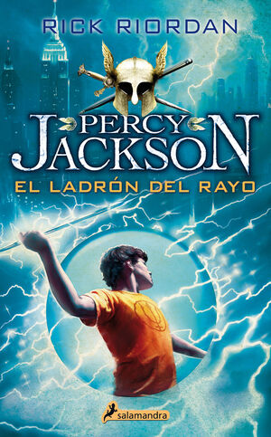 PERCY JACKSON Nº 1