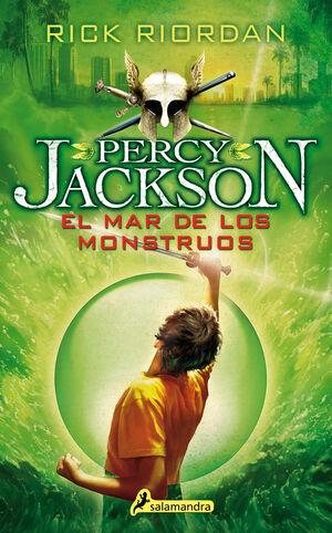 PERCY JACKSON Nº 2
