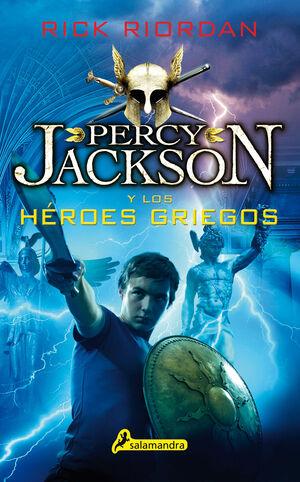 PERCY JACKSON Y LOS HEROES GRIEGOS (S)