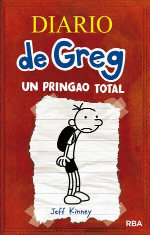 DIARIO DE GREG : UN PRINGAO TOTAL
