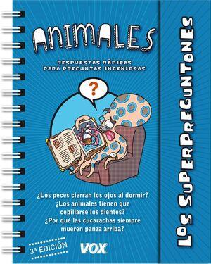 LOS SUPERPREGUNTONES / LOS ANIMALES
